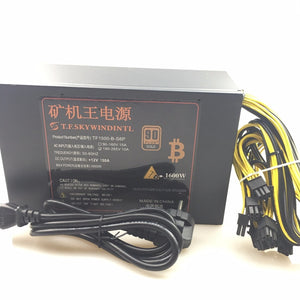 free ship 1600W psu Ant S7 A6 A7 S7 S9 L3 bitmain antminer s9 BTC miner machine server mining board power supply mining rig pico - Mining Bonanza