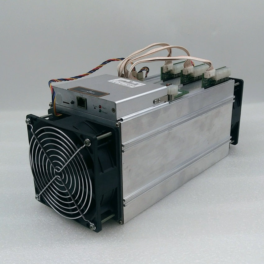 Used AntMiner S9 13.5T SHA256 Asic Bitcoin Miner BTC BCH mining Better Than S11 T15 S15 Z9 DR5 D5 WhatsMiner M3 M10 Avalon 841