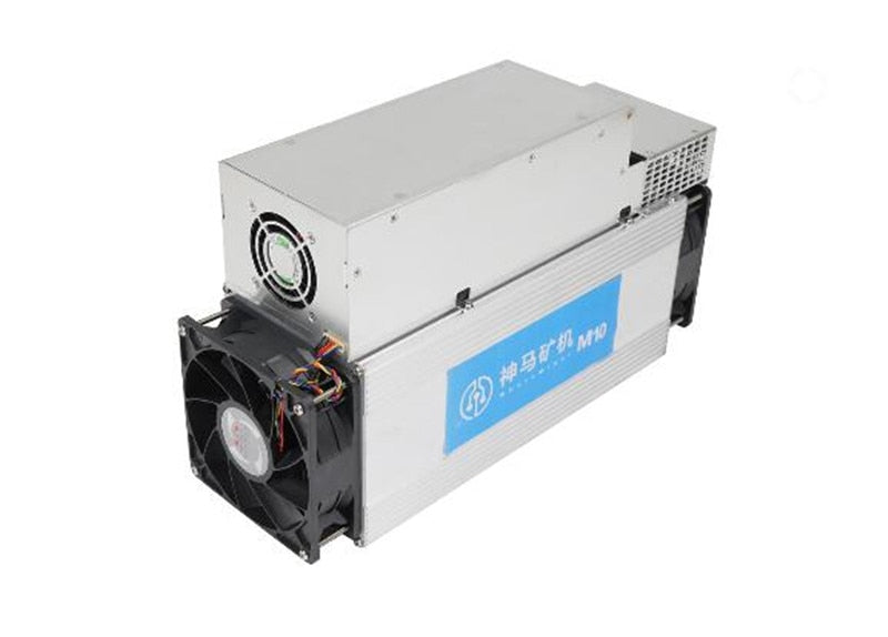 Asic Bitcoin Miner WhatsMiner M10 33TH/S With PSU Power Supply SHA256 BTC BCH Miner Better Than M3 Antminer S9 S9i S9j - Mining Bonanza