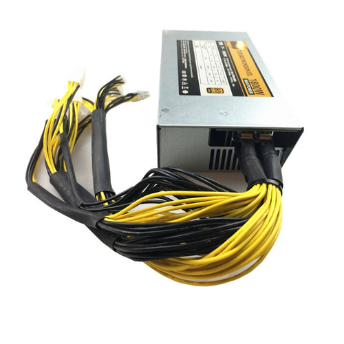 1800W atx power supply 1800W mining gold PSU BTC LTC DASH BITMAIN APW71800w power supply BITMAIN APW3 PSU Series ETH PSU pico - Mining Bonanza