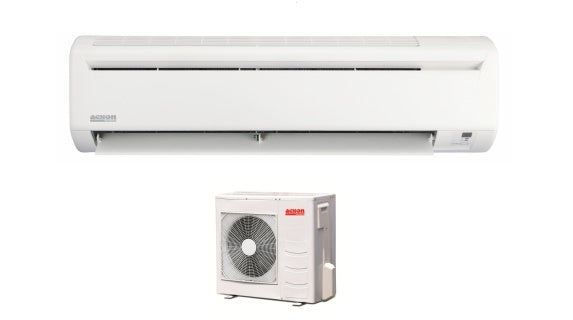 Acson Split AC 1 Ton A5WM15JR A5LC15CR Heat & Cool R410 Gas