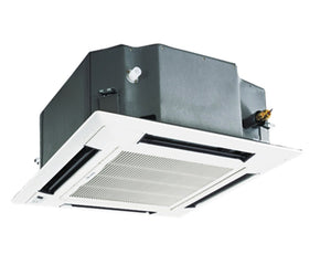 Gree Ceiling Cassette Air Conditioner Inverter 3 Ton GKHD36K3F Heat & Cool R410 Gas