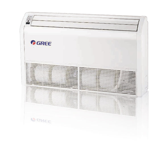 Gree Floor Ceiling Inverter Air Conditioner 1 Ton GTH12K3F1 Heat & Cool R410 Gas