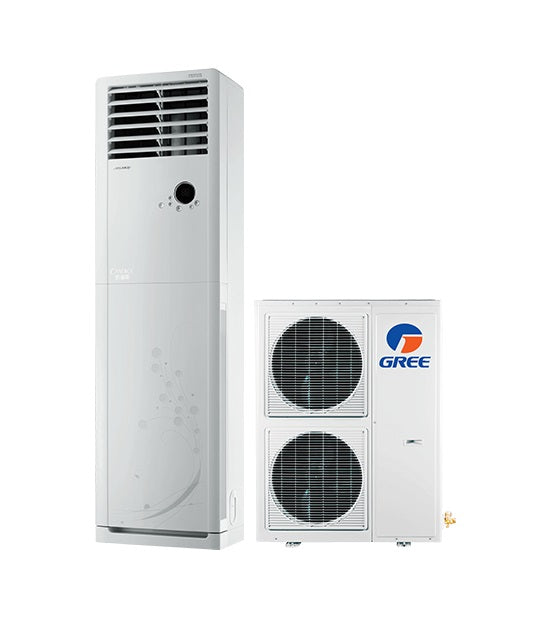 Gree Floor Standing Cabinet AC 2 Ton GF 24CDH Heat & Cool
