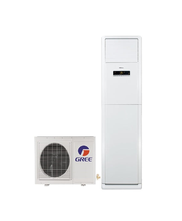 Gree Floor Standing Inverter AC 4 Ton GF 48FWITH Heat & Cool