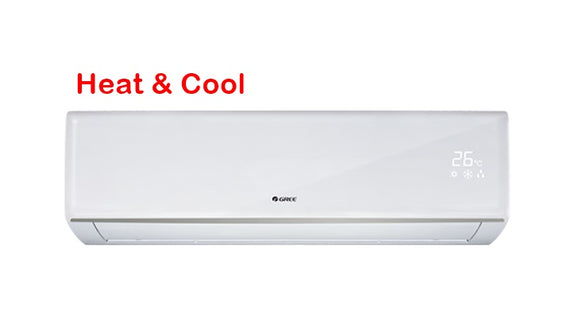 Gree Split AC 1.5 Ton 18LMH4L SLVS Heat and Cool