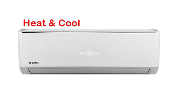 Gree Split AC 1 Ton 12LMH5L SLVS Heat and Cool