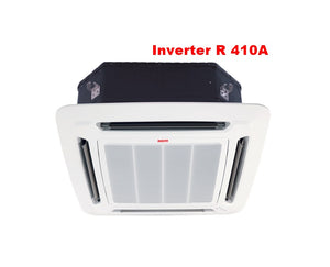 Acson Ceiling Cassette Inverter AC 1.5 Ton A5CKY20ER A5LCY18CR Heat & Cool R410A Gas