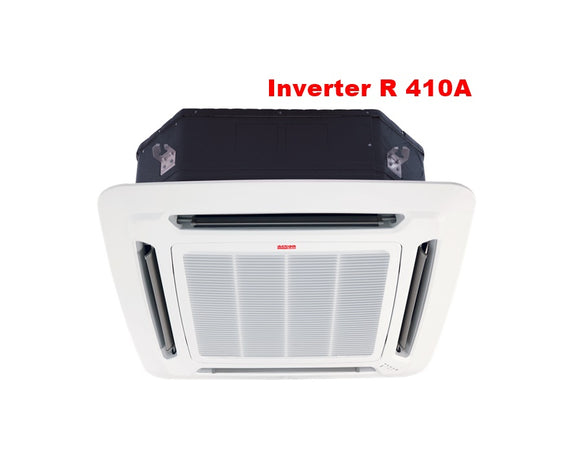 Acson Ceiling Cassette Inverter AC 3.7 Ton A5CKY50ER A5LCY50FR Heat & Cool R410A Gas