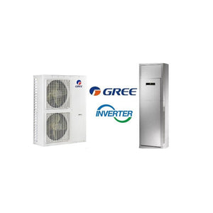 Gree Inverter Floor Standing AC 3.5 Ton Heat & Cool GVH48AH M3DNA5AI GVH48AH M3DNA5AO
