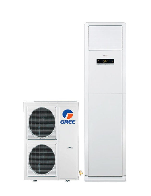 Gree Floor Standing Cabinet AC 4 Ton 48FWH Heat & Cool