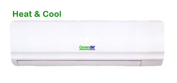 Green Air Split AC 1 Ton Heat & Cool GAW 12KR T3 GAC 12KR T3