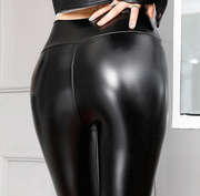 RICKY Leather Pants - amazingfamilystore