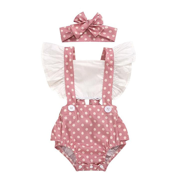 Baby Rompers Jumpsuit