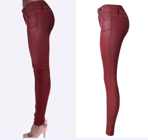 Leather Pants - amazingfamilystore