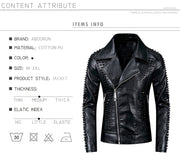 Leather Jackets for Men - amazingfamilystore