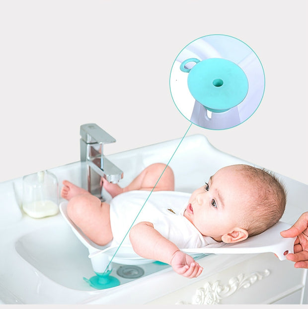 Baby Washing Fart Basin