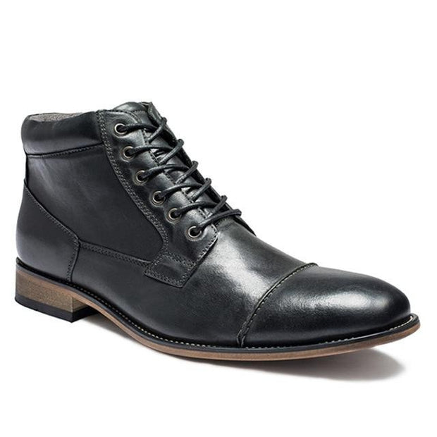 Men's Leather Boots - amazingfamilystore