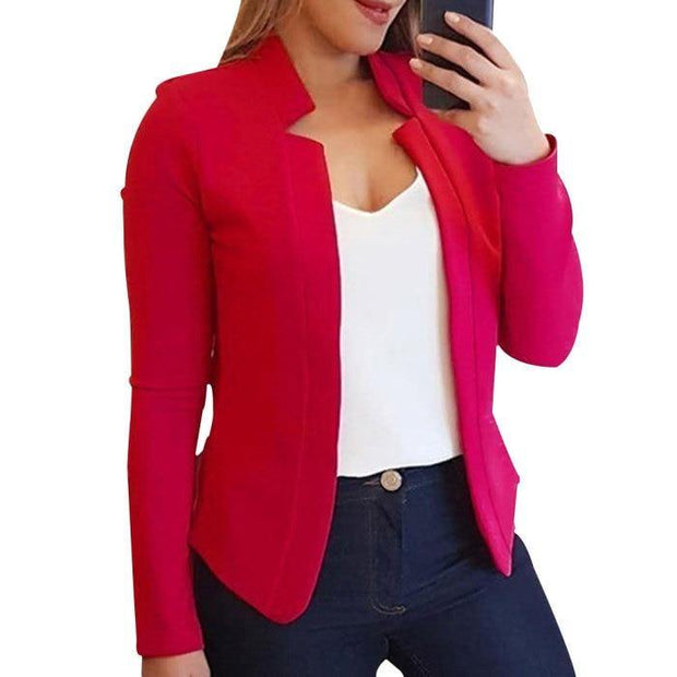 Long Sleeve Lady Suit