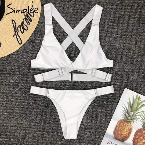 Amazing Two-pieces Swimwear