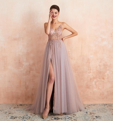 Long Elegant Dress