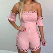 Off Shoulder Two Pieces - amazingfamilystore