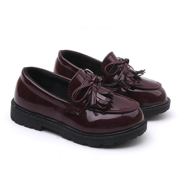 Amazing Leather Shoes For Children