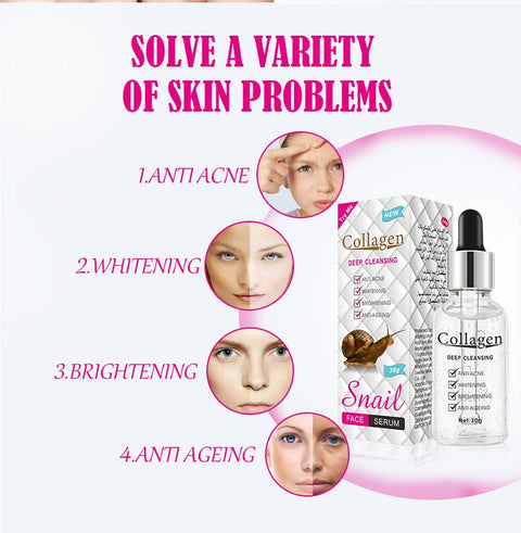 Anti Aging Collagen Face Care