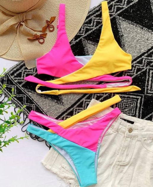 Amazing Colorful bikini