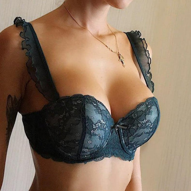 V Push Up Bras