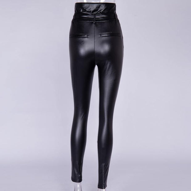 Amazing Family Store Leather Pants