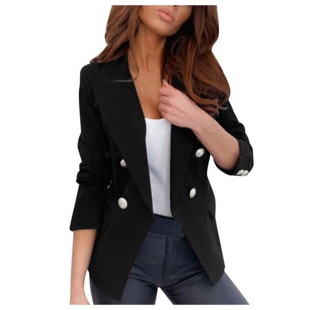 Long Sleeve Office Jackets