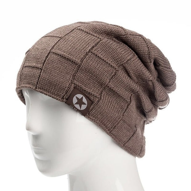 Winter Hat Thick Soft Stretch Hat - amazingfamilystore