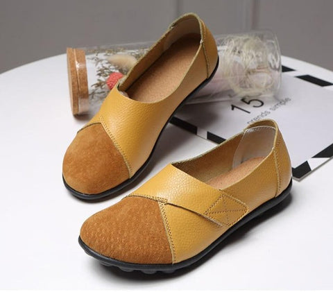 Leather Women  Shoe - amazingfamilystore