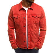 Men's Casual Jacket - amazingfamilystore