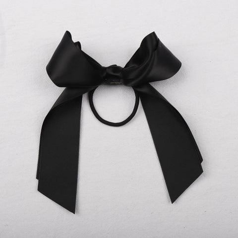 Bow Ponytail Holder