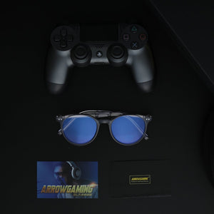 Arrow Gaming Glasses Transparent Series