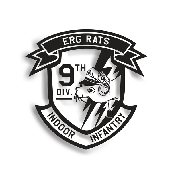 RB Erg Rats © 2020 Ride Backwards