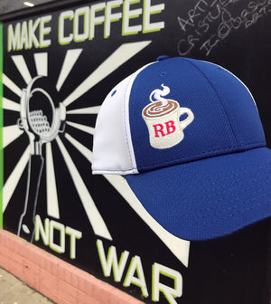 RB Cool Mesh Coffee Cap - ridebackwards.com