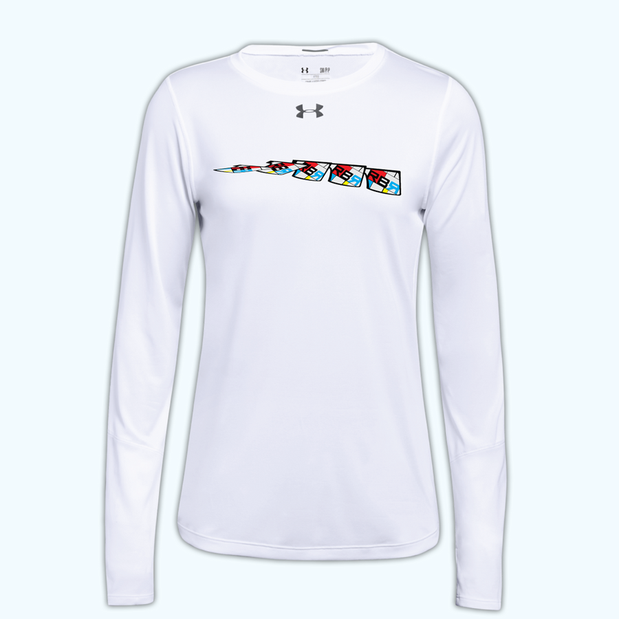 Mondrian Tech Long Sleeve - women's front