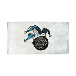Fools Fest Sprints Erg & Gym Towel