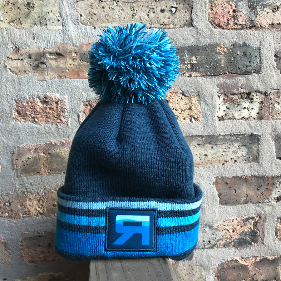 RB Flow Knit Beanie - ridebackwards.com