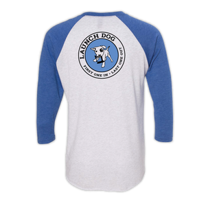 Launch Dog Triblend Jersey - back