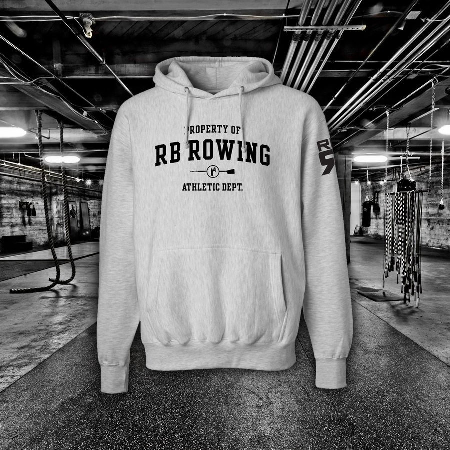 RB Rowing Heavyweight Hoody - ridebackwards.com