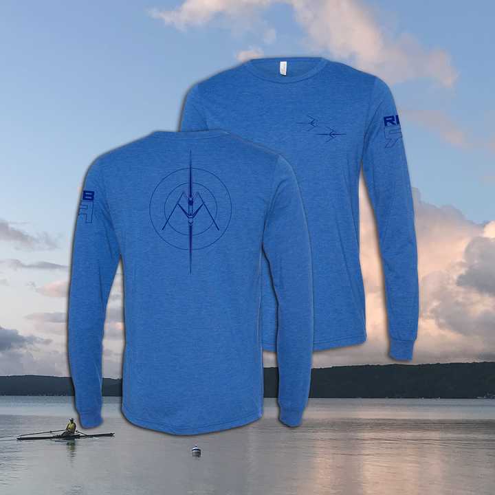 RB Sculling LS premium blend tee at ridebackwards.com
