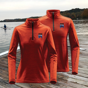 RB Flow Thermal 1/4 Zip - men's & women's cuts -ridebackwards.com