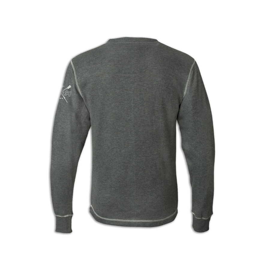 RB Rowing Vintage Thermal Longsleeve - back - ridebackwards.com