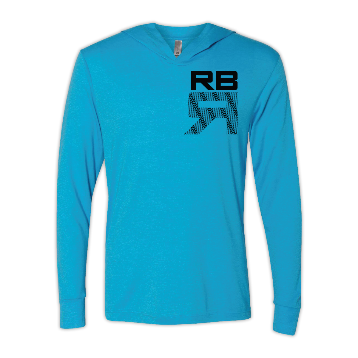 RB Rowing Ultra Light Hoodie Front