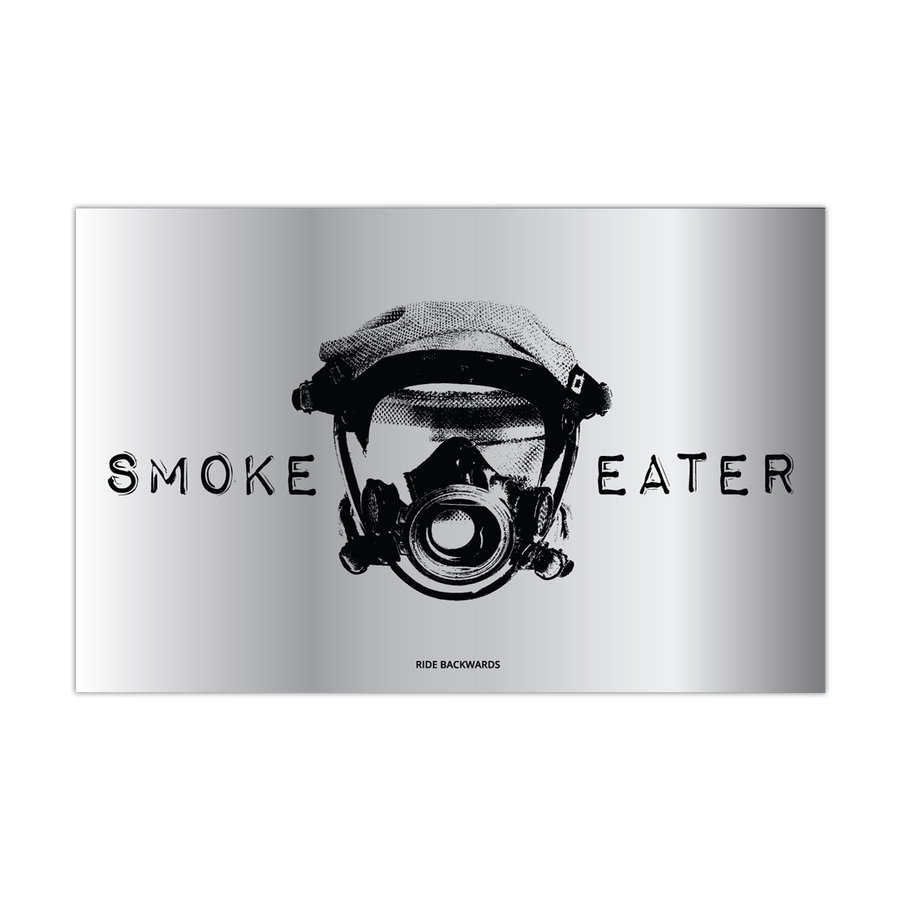 Smoke Eater 2019 Decal
