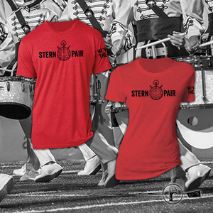 Stern Pair triblend tees